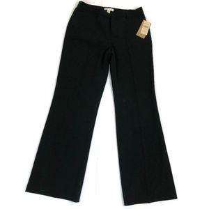 Coldwater Creek Women's Solid Black Bootcut Pants